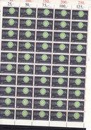 Europa Cept 1960 Luxemburg  2v Sheetlets ** Mnh (CO344) - 1960