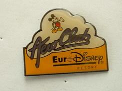 PIN'S AERO CLUB EURODISNEY RESORT - Disney