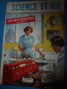 1950 SCIENCE Et VIE  N° 390--> Les Autres Moisissures-remèdes; Confort De La Maison Avec Les Lumières De Couleurs;etc - Science