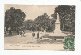 Cp , 80 , AMIENS , Le Boulevard De BELFORT , Voyagée 1913 - Amiens