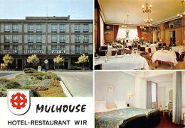 Mulhouse Hôtel Restaurant Wir - Mulhouse