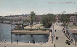 Amsterdam Rotterdamsche Brug # 1913 Tussen Marnixstraat En Nassaukade   418 - Amsterdam