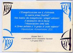 Tessera - Azione Cattolica Italiana 1993-1994 - Otras Colecciones