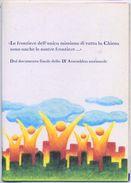 Tessera - Azione Cattolica Italiana 1998-1999 - Non Classés