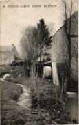 1 Carte Postale  Udange  Environs Arlon   Le Moulin  à L'eau   Watermolen C1907  Toernich Udingen Üding Eiden - Arlon