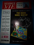 1955 SCIENCE Et VIE ---> POUR MAIGRIR MANGEZ BEAUCOUP; La Mecque :le Plus Grand Pelerinage Du Monde; Etc - Science