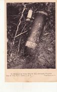 CAMPAGNE DE L'AISNE 1914-15 Obus Allemand 77 Et 210 - Weltkrieg 1914-18