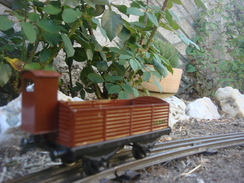 Trains Hornby Wagon Tombereau - Coches De Mercancía