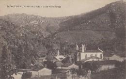 Montrieux Le Jeune 83 - Vue Générale - 1918 - France