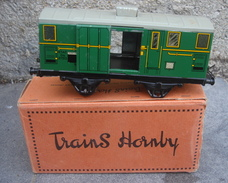 Trains Hornby Wagon à Bagages - Goods Waggons (wagons)