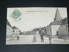 BLIGNY SOUS BEAUNE  / ARDT  BEAUNE  1910 /    RUE PRINCIPALE   /  CIRC OUI / EDIT - Andere Gemeenten