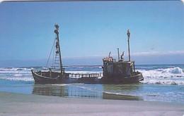 Namibia, NMB-018a, Shipwreck,  2 Scans.  ( SIE 30) - Namibia