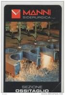 NUOVA--(Mint)-268- TELECOM ITALIA-PRIVATE PUBBLICHE- MANNI -OSSITAGLIO - Private - Tribute