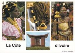 COTE D'IVOIRE/INTRONISATION CHEZ LES AKANS (dil204) - Côte-d'Ivoire