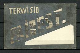 Estland Estonia Ca 1920 Ansichtskarte PAIDE Weissenstein - Estonia