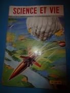 1952 SCIENCE Et VIE  N° 417 ---> Miron Kinley Pompier Des Puits De Pétrole; Les étranges Chauves-souris; Etc - Science