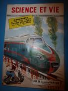 1953 SCIENCE Et VIE  N° 433 ---> Mystère De L'ile De Paques; Le Tunnel Brooklyn-Manhattan; Etc - Science
