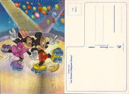 Les Couleurs Magiques Disney - Mickey Et Minnie En Patin-H-D4032-3 - Sonstige