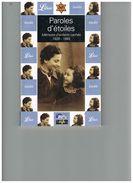W.W.2. GUERRE 39/45. PAROLES D'ETOILES. MEMOIRE D'ENFANTS ( JUIF) CACHES. - War 1939-45