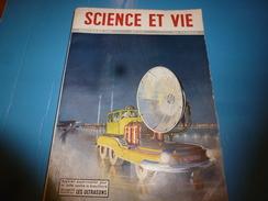 1951 SCIENCE Et VIE  N° 410--->L'éducation Sexuelle Sans Honte Et Sans Complaisance; Musée De La Main; Etc - Science