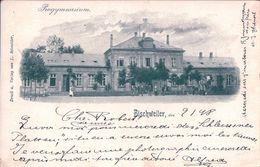 France 67, Bischweiler, Progymnasium (3.1.98) - Bischwiller