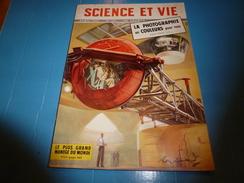 1953 SCIENCE Et VIE  N° 427--->Le Canal De Saint-Laurent; Les Curieuses Moeurs Du COUCOU Parasite Mais Utile; Etc - Science