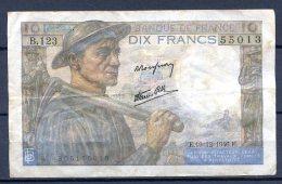 456-France Billet De 10 Francs 1946 E B123 - 1871-1952 Circulated During XXth