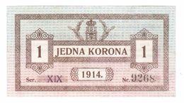 Ukraine / Lviv 1914 Year 1 Crown - Ukraine