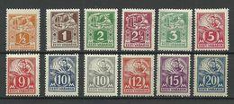 ESTLAND Estonia 1922-1928 Weberin & Schmied Complete Set Michel 32 - 39 A & 57 - 59 & 73 * - Estland