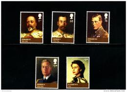 GREAT BRITAIN - 2012  HOUSE OF WINDSOR  SET  MINT NH - 1952-.... (Elisabetta II)