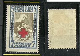 Estonie Estonia 1923 Michel 47 A * - Estland