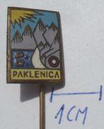 PD PAKLENICA CROATIA,  Climbing Alpinisme Bergsteigen Alpinismo Montañismo  PINS BADGES Z3 - Alpinism, Mountaineering