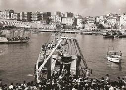 Termoli - REAL PHOTO (13,0 X 18,0 Cm) - Festa Del Patrono - Campobasso - Italia - Ship - Boat - Bateau - Altre Città