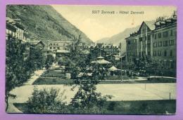 Zermatt - Hotel Zermatt - VS Valais
