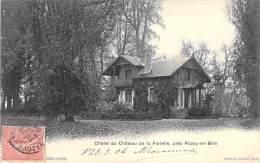 77 - Près De ROZAY EN BRIE : Chalet Du Chateau De La Fortelle - CPA - Seine Et Marne - Rozay En Brie