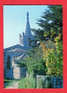 84 Vaucluse Bonnieux L ' Eglise Haute Dominant Le Village   (10,5 X 15) - France