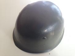 Casco Ejército Búlgaro. Comunista. Modelo M-1951-72. Post II Guerra Mundial. Época Comunista. Talla: 58 - Casques & Coiffures