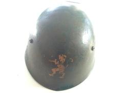 Casco Ejército Búlgaro. Comunista. Modelo M-72. Post II Guerra Mundial. Época Comunista. Talla: 58 - Cascos
