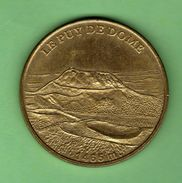MONNAIE DE PARIS 2008 *** LE PUY DE DOME 1465m *** - Monnaie De Paris