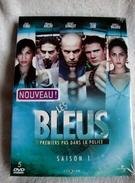 Dvd Zone 2 Les Bleus, Premiers Pas Dans La Police - Saison 1 (2005)  Vf - Séries Et Programmes TV