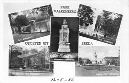 ** Set Van 3 Kaarten ** NEDERLAND Holland ( Noord Brabant ) Groeten Uit BREDA ( Multiview ) CPSM PF - Bas Netherlands - Breda