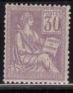 1900 - 1901  YVERT Nº 115  / * / - 1900-02 Mouchon