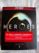 HD-DVD  Heroes - Saison 1 (2006) - HD-DVD  Vostfr - Séries Et Programmes TV