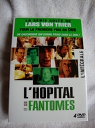 Dvd Zone 2 L'Hôpital Et Ses Fantômes Intégrale Saisons 1 & 2 (1994) Riget Vostfr - Séries Et Programmes TV