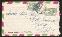 R) 1959 MEXICO, AIR MAIL TO TOKYO JAPAN, WITH RECEPTION - Mexico