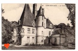 16627-LE-14-LION-SUR-MER-Le Château - France