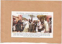 DEPT 01 - LOT De 10 CPA De L'Eglise De ARS Et Du Curé - ENCH - - Cartes Postales