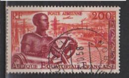 A E F           N° YVERT  : PA 60      ( 1 )        OBLITERE  ( O 182 ) - A.E.F. (1936-1958)