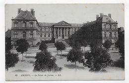 AMIENS - N° 40 - LE PALAIS DE JUSTICE - CPA NON VOYAGEE - Amiens