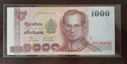 Thailand Banknote 1000 Baht Series 15 P#115 Type2 SIGN#77 UNC - Thailand